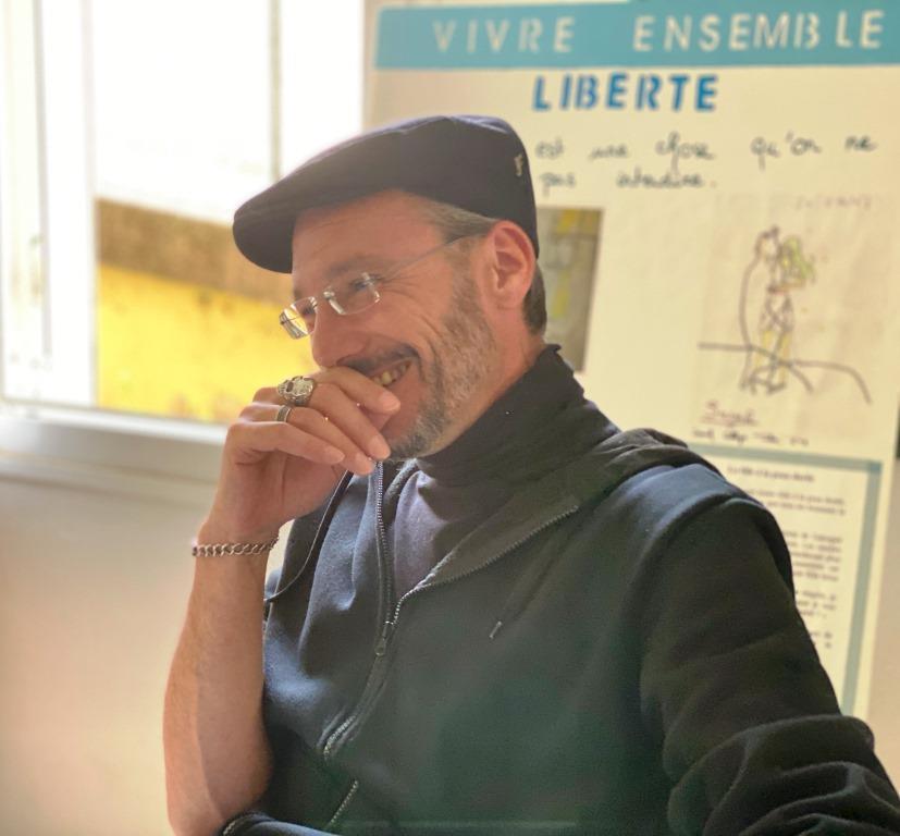 Michel Saint Dragon - atelier Slam