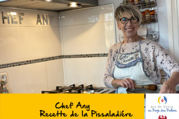 La recette de chef Any